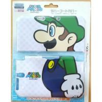 3DS-XL COVER PLATE (LUIGI)