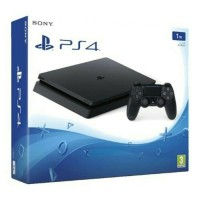 Ps4 Slim 1Tb New Garansi Sony Cuh 2006B Paket The Wicher 3 Wild Hunt