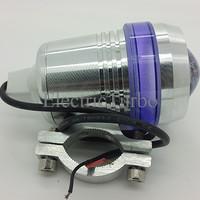 Exclusive Lampu tembak jepit / sorot led cree u2 u3 30w 3 mode nyala
