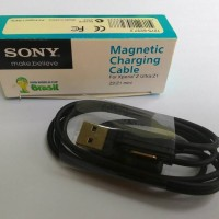 Kabel Charger Magnetic Sony / Cable Magnet Xperia Z1 Z2 Z Ultra1