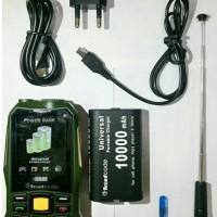 Handphone BRANDCODE B81 HP POWERBANK MIRIP PC 9000 PRINCE 90006