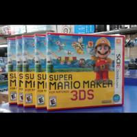 KASET 3DS SUPER MARIO MAKER 3DS