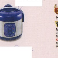 Rice Cooker - Yong Ma - MC26309