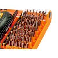 Perkakas Obeng / Jakemy 38 In 1 Mini Screwdriver Set - JM-81073