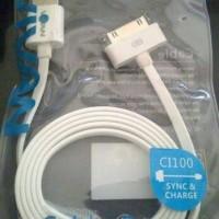Kabel Vivan Iphone 4 1m5