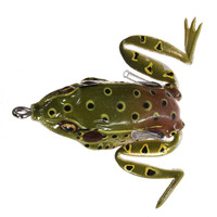 DISCOUNT Soft Fishing Ray Frog Lures Bass Baits Crankbaits Tackles Hoo