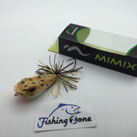 PROMO Mimix HOPPER 55mm/13.5g Color Brown Leopard PALING LARIS