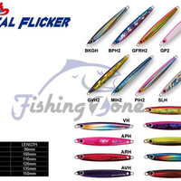 DISCOUNT Maria METAL FLICKER Metal Jig 100g Color GBPH TERMURAH