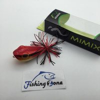 DISCOUNT Mimix HOPPER 55mm/13.5g Color Vivid Red PALING LARIS