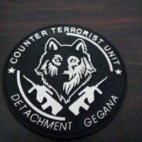 SPECIAL Patch/tempelan CTU GEGANA NEW STOCK