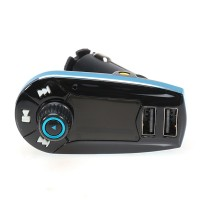 Car FM MP3 Modulator With USB Charger 2.1A For Smartpho Diskon