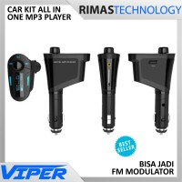 Termurah !! Car Kit MP3 Player FM Transmitter Modulator Limited