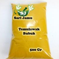 Harga jamu herbal tradisional temulawak bubuk 500 gr untuk | Pembandingharga.com