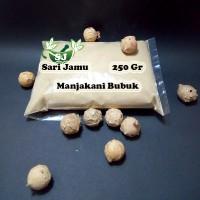 Harga jamu herbal tradisional manjakani bubuk 250 gr untuk | Pembandingharga.com