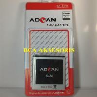 BATRE BATTERY BATERAI ADVAN S4M / S4K / S 40AA ORIGINAL