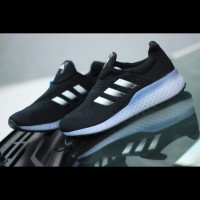 Adidas 3D Slop Black and White