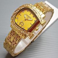 Jam Tangan Wanita / Cewek Aigner Diamond Rantai Full Jam Tangan Analog