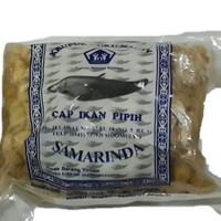 Jual Amplang Samarinda Kerupuk Kuku Macan Krupuk Asli Ikan Pipih 400 gr Murah