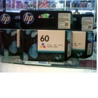 CARTRIDGE HP-60 COLOR