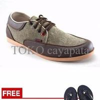 PALING DICARI Sepatu Pria Redknot Counting 14 denim FREE Sandal KEREN 663b96df9a