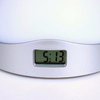 Jam Projector - Star Night Light Magic Projection Alarm Table Clock -