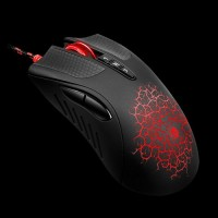 Bloody A90 4000CPI Infrared Micro Switch Gaming Mouse
