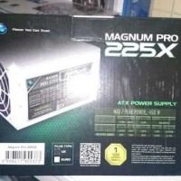 Power Supply Power Logic MAGNUM PRO 225X BOX
