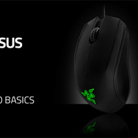 Mouse - Razer - Razer Abyssus 2014- Ambidextrous Gaming Mouse