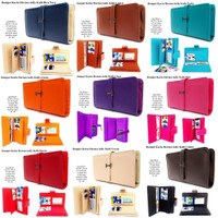 SPESIAL DOMPET WANITA SCO SHOPPING CARD HERMES KELLY CARD LEATHER SOFT