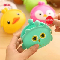 TERMURAH Dompet Koin, Dompet Lucu, Dompet Koin Silicone, Coin Pouch, H