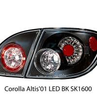 Stoplamp Corolla Altis 01 Up Led Sonar Berkualitas