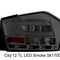 Stoplamp City 2012 Led Sonar Smoke Murah