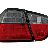 Stoplamp Bmw E90 Sonar Led Bar Red Smoke Murah