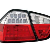 Stoplamp Bmw E90 Sonar Led Bar Red Clear Murah