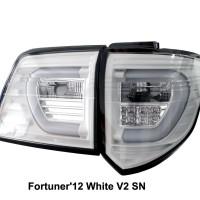 Stoplamp Fortuner 12 Up Led Bar Sonar Berkualitas