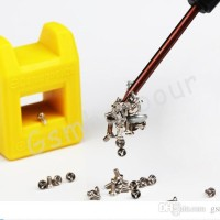 2pcs Magnetizer + Opening Tool (Alat Membuat Besi Menj (WRLSTK)