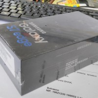 Samsung Galaxy S7 Edge 32gb New/Segel Utuh/BNIB/Original - Garansi