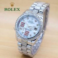 Exclusive Special Jam Tangan Wanita / Cewek Rolex Ladies 69 Rantai Dia