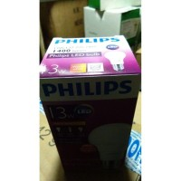 LAMPU LED 3W PHILLIPS