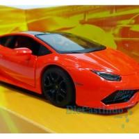 Maisto Exotic Design-Lamborghini Huracan LP 610-4,Red - Skala 1:24