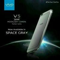 Vivo V5 Grey Limited - Garansi Resmi Vivo Indonesia 2th