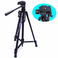 Somita Tripod WT-3520 for Canon/Nikon/Fujifilm DSLR - Hitam - Free Ta