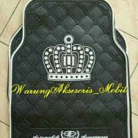 Karpet Mobil Crown
