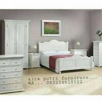 kamar set white duco