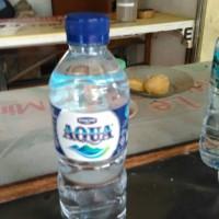 aqua botol 600 ml