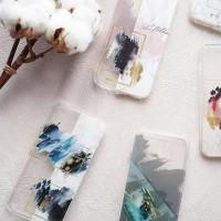 Custom Marble Case : Winter Marble Series