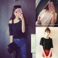 HIBAN TOP | ATASAN WANITA | TANK TOP WANITA | SABRINA
