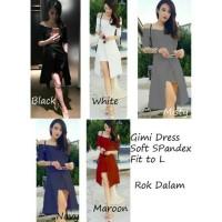 Pakaian Wanita GIMI DRESS | Atasan Wanita | DRESS