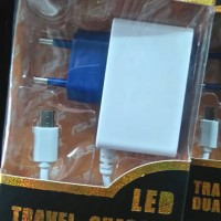 Travel Charger Dual USB