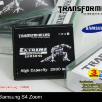 Baterai Samsung S4 Zoom Batre Transformer 3900mAh Double IC Protection